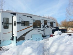 Alan Sills fifth wheel RV lifestyle