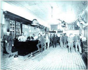 Occidental Saloon - Buffalo, Wyoming