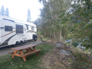 Lonesomehurst Campground