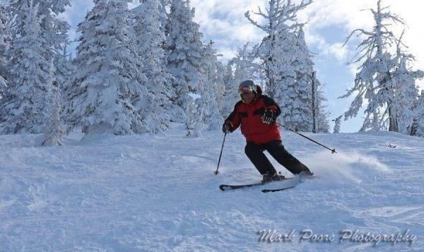 Winter in McCall Idaho – Brundage Ski Resort
