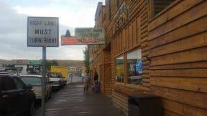 Dubois Wyoming - gateway to Yellowstone