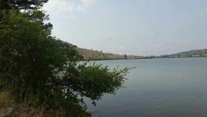 Ring Lake near Dubois