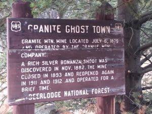Granite_intro_sign