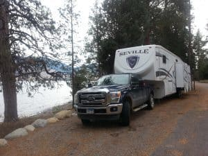 how to buy a rv, getting the most from your walkthrough