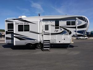 Arctic Fox 5th wheel - fifth wheel buying guide - highly recommended